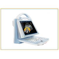 High Resolution Portable Ultrasound Machine For Veterinary Animal 256*150*326mm Size
