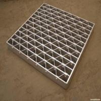 Buy cheap Professional manufacture stainless steel floor grating/galvanized steel grating (ISO9001) from wholesalers