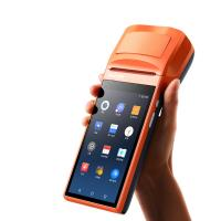 Buy cheap Sunmi V1s 5.5 Inch 3g Nfc Wifi Android 6.0 Barcode Scanner Pda Pos Terminal from wholesalers