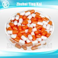 Buy cheap Colored empty hard gel capsules size 00 from wholesalers