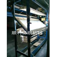 Buy cheap Multifunctional Fabric Inspection Machine , Technical Textiles Machinery Wear Resistance from wholesalers