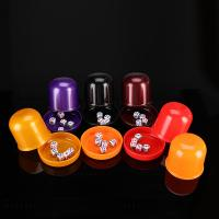Buy cheap Remote Control Round Plastic Cup For Casino Dice Gambling Cheat from wholesalers