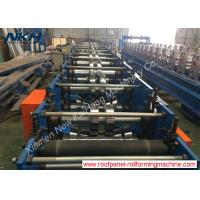 Buy cheap Steel Metal Sheets Downpipe Roll Forming Machine 0.4-0.8mm Thickness With G350 Material from wholesalers