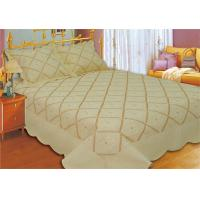 Buy cheap Household Bedroom Embroidery Quilt Kits No Bleaching With Machine Made Technics from wholesalers