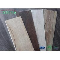 Buy cheap High Performance SPC Vinyl Plank Flooring Tile With 0.3mm / 0.5mm / 0.7mm Wear Layer from wholesalers