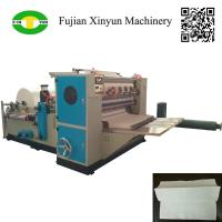 Buy cheap High speed automatic three fold hand towel paper making machine from wholesalers