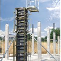 Buy cheap Construction Concrete Column Formwork system 915 * 1830 * 6 - 18mm with high heavy loads from wholesalers