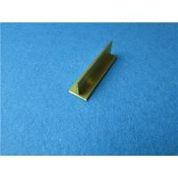 Buy cheap C3850 Copper Alloy Flat Bar Store C3800 Copper T Slot Framing from wholesalers