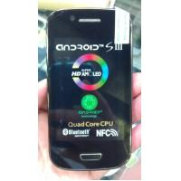 Buy cheap 4 smart phone Android Mini S3, android 4.1 OS, 2GMSslot, with Bluetooth, GPS, MP3, Ebook from wholesalers