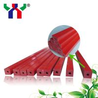 Buy cheap 12*12mm PVC red Cutting Stick for cutting machine from wholesalers