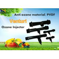 Buy cheap PVDF Venturi Air Injector Ozone Generator Parts For Ozone Water Treatment Systems from wholesalers