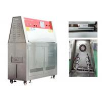 Buy cheap ASTM G53 UV Weathering Test Chamber Automatic Temperature Calibration from wholesalers