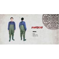 Buy cheap Wader, Fishing wader-HW002,Comfortable Wader---HW002 from wholesalers