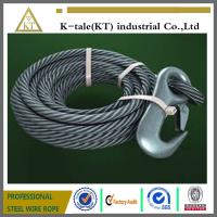Buy cheap Rud Under-Hook Lifting Equipment and Accessories/ stainless steel wire rope for elevator from wholesalers