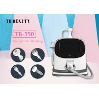 Buy cheap Multi Functional HIFU Cavitation Body Slimming Machine / HIFU Beauty Machine from wholesalers