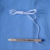 Buy cheap Wooden Pencils, Used for Election, Available in Various Styles product