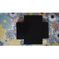 Buy cheap PVC BLACK rigid sheet virgin material 50mm from wholesalers