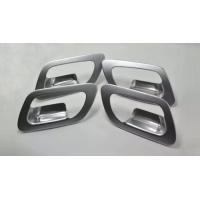 Buy cheap For Citroen C4 Matt Inner Door Handle Covers / Car Interior Trim Parts / Inner Door Cover Trim from wholesalers