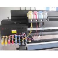 Buy cheap Large Format 3.2M Eco Solvent Printer CMYK Epson DX7 Head Printer for flex banner product