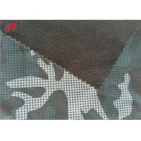 Buy cheap Waterproof Warm Polar Fleece 100% Polyester Tricot Knit Fabric For Winter Coat from wholesalers