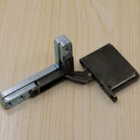 Buy cheap air hinge concealed pivot hinge for cupboard from wholesalers