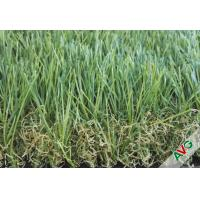Buy cheap Anti Static Light Green Artificial Lawn Turf For Balcony , 40 - 50mm Height from wholesalers
