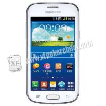 Buy cheap Single Samsung Mobile Spy Camera Poker Reader 2m Transmitter from wholesalers