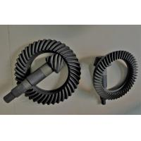 Buy cheap Mitsubishi Truck Helical Bevel Gear Crown Wheel & Pinion Right Hand Helical Gear from wholesalers