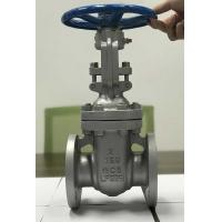 Buy cheap Rising Stem Cast Steel Gate Valve , Resilient Seated Gate Valve 150LB 300LB from wholesalers