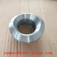 Buy cheap Butt-welding Pipe Fittings Threaded weldolet ASTM A234/A234M WP91/WP911/WP92 6000LB Sockol from wholesalers