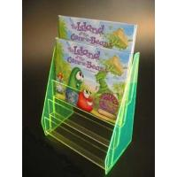 Buy cheap Clear Acrylic Stationery Holder , Colored Acrylic Brochure Holders product