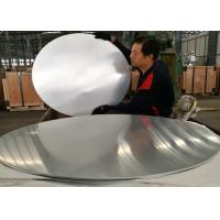 Large Polishing 1070 Round Aluminum Sheet Light Weight For Kitchen Utensils