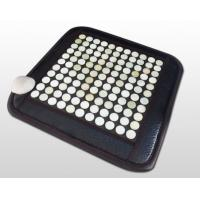 Buy cheap Natural Jade Stone Infrared Heating Mat With Soft PU Leather On Both Sides from wholesalers