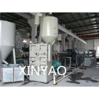 Buy cheap Full Automatic Hdpe Pipe Production Line / Single Screw Extrusion product