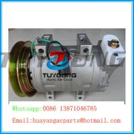 Buy cheap Zexel DKS15CH air compressor for Hitachi Kenki & Komatsu Excavators 506011-6800 5060116800 5060117441 5062115762 1pk 24V from wholesalers