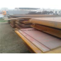 Buy cheap Brinell Hardox Hot Rolled Mild Steel Plate / Abrasion Resistant Steel Plate from wholesalers