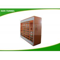 Buy cheap Steel Cabinet Ice Cream Vending Machines , Protein Shake Vending Machine Grocery Store Usage from wholesalers