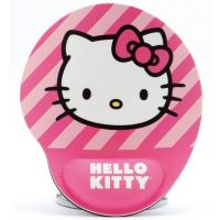 Buy cheap Innoxious Smelless  3d PVC + liquid Aqua mouse pads Plastic hello kitty gel anime mouse pad from wholesalers