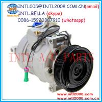 Buy cheap A/C Compressor Denso 7SB16C 96-05 Audi Quattro A8 A6 A4/ VW Passat 2.8 4.2/VARIANT Skoda Superb 4D0260805B 4B0260805B from wholesalers