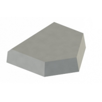 Buy cheap OEM ODM Available Tungsten Carbide Brazed Tips High Toughness from wholesalers