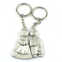 Buy cheap Double Key Chain/ Wedding gifts,Znic alloy product