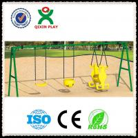 Buy cheap Baby Seat Swing Set for Baby , Outdoor Swing Seat Set for Kindergarten from wholesalers