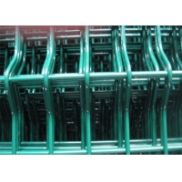 Buy cheap protection fence / artistic mesh fence / welded wire mesh fence panels in 12 gauge from wholesalers