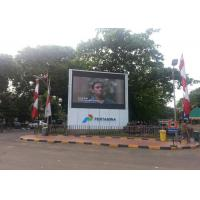 Buy cheap P6 Outdoor Fixed Led Pixel Display Full Color For Business , Led Segment Display from wholesalers