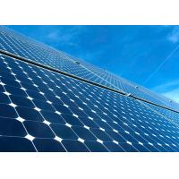 Buy cheap Waterproof Photovoltaic B Grade Solar Panels 12-30 Kilogram For LED Power from wholesalers