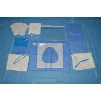 Buy cheap Non Woven Fabric Disposable Hospital Surgical Pack  for Operating Room from wholesalers