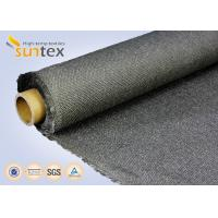 Buy cheap 800 C High Temperature Thermal Insulation Fabric For Making Removable Jacket And Covers from wholesalers