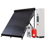 Buy cheap 200L Tube Separate Pressurized Solar Water Heater With Heat Pipe Solar Collector from wholesalers
