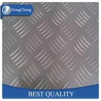 Buy cheap Alloy 1100 3003 Textured Diamond Aluminum Sheet High Formability No Oil Spots from wholesalers