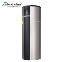 Buy cheap Theodoor X7 All In One Heat Pump R32 Connected Solar System Water Heater Boiler from wholesalers
